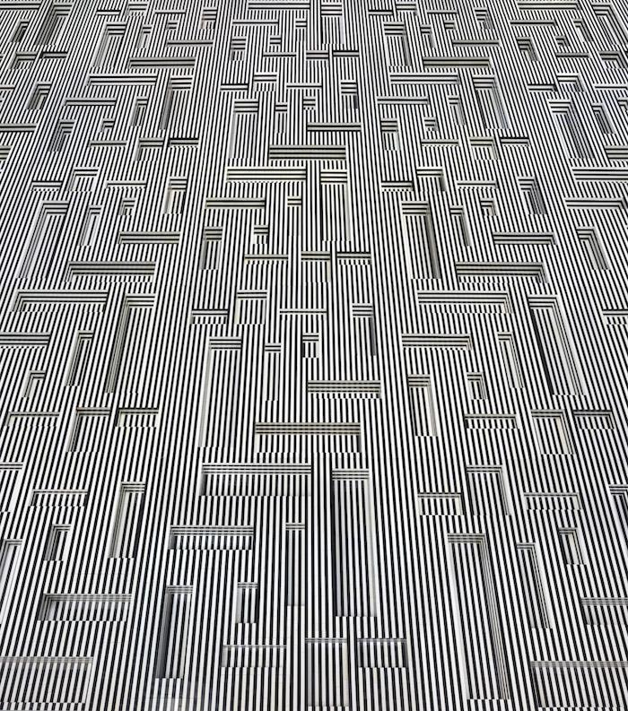 Andreas Zimmermann, Streifen, 2015, c-print/Dibond, 166x128 cm